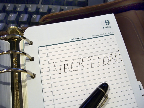 Office Vacation Planning