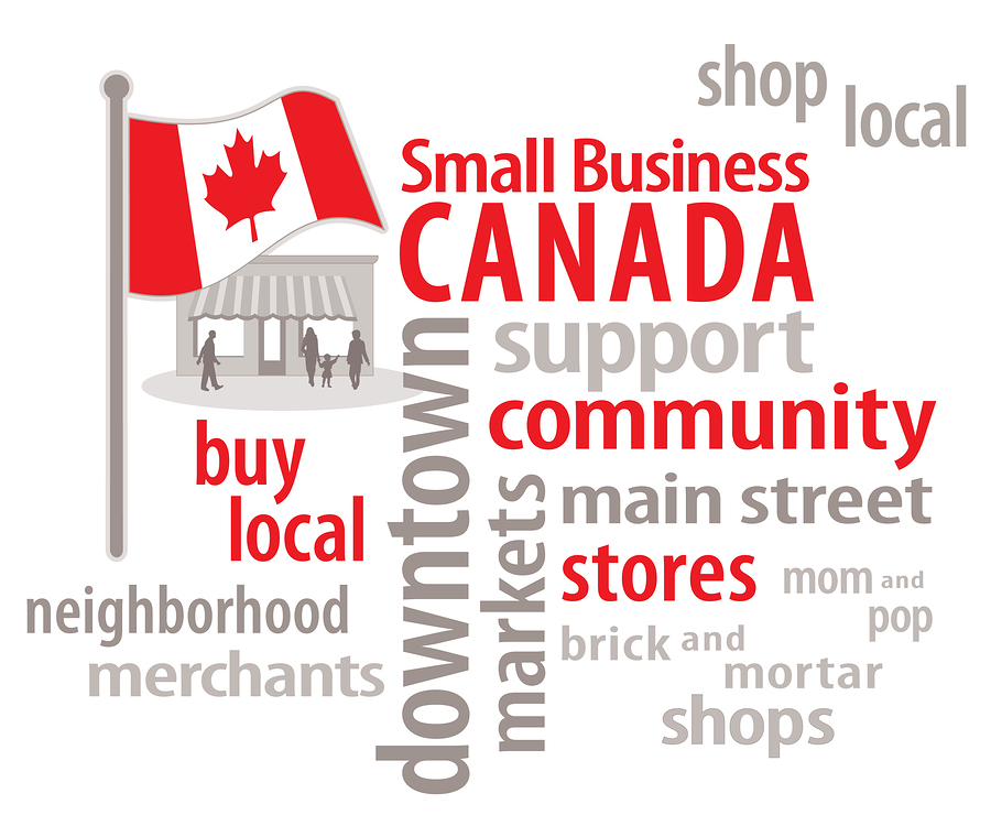Support Canadian Small Business on Canada Day 2014