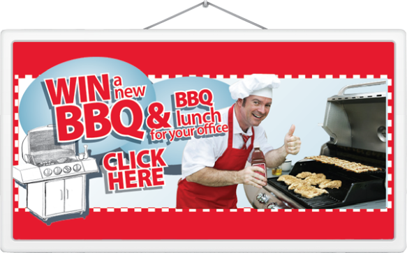 Enter Office Plus BBQ Contest