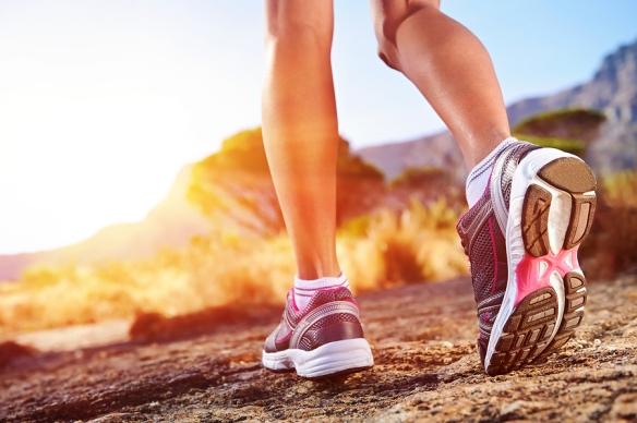 Moderate Jogging