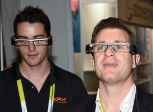 USD 699 Augmented Reality Glasses