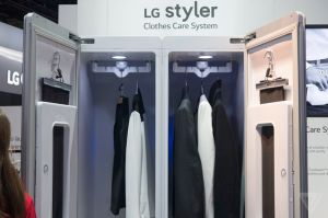 LG Styler Clothes Care System http://www.theverge.com/2015/1/7/7511191/lg-weird-everyday-appliances-ces-2015