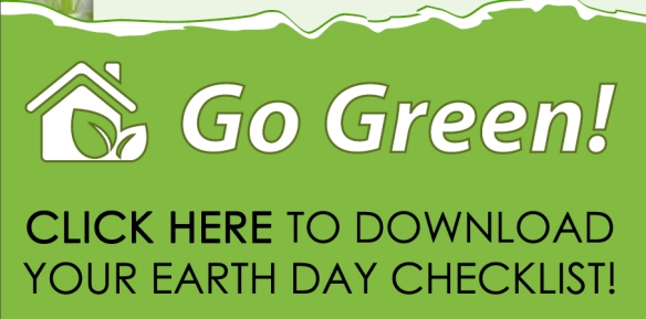 Earth Day PDF Checklist