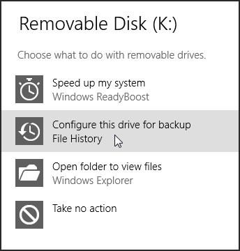 Windows Backup Steps