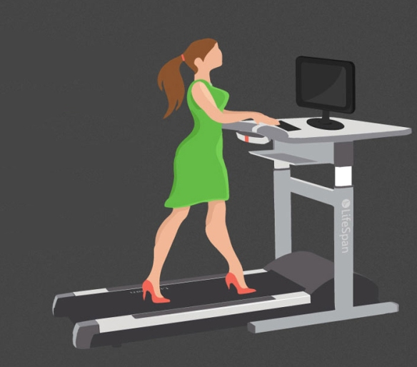 Treadmill Desk Buzz