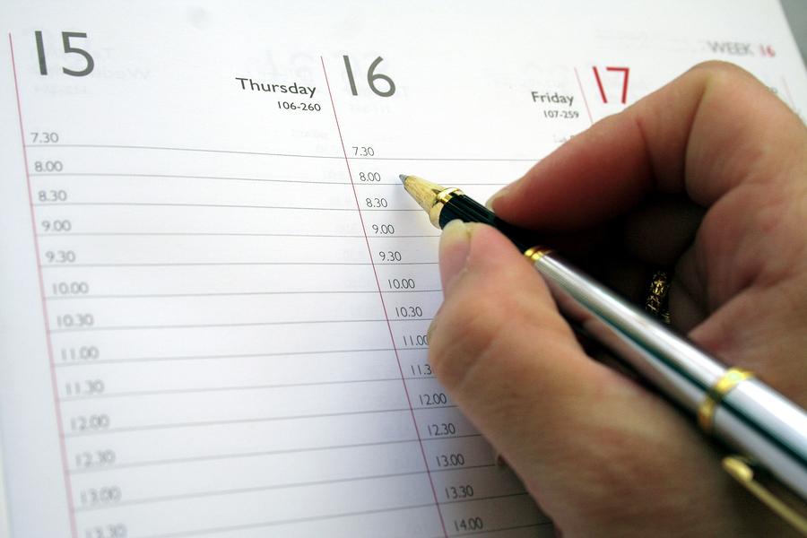 Choosing the right planner or calendar