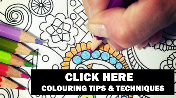 Adult Coloring Tips & Techniques