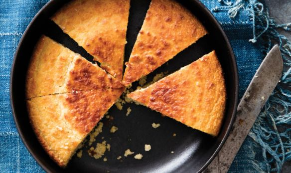 Corn Bread - Holiday Office Potluck Ideas