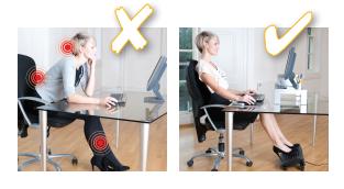 sitting-posture